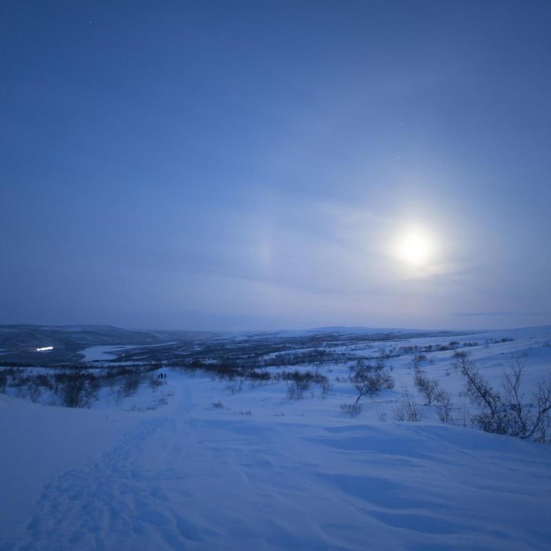 Christmas week in Utsjoki