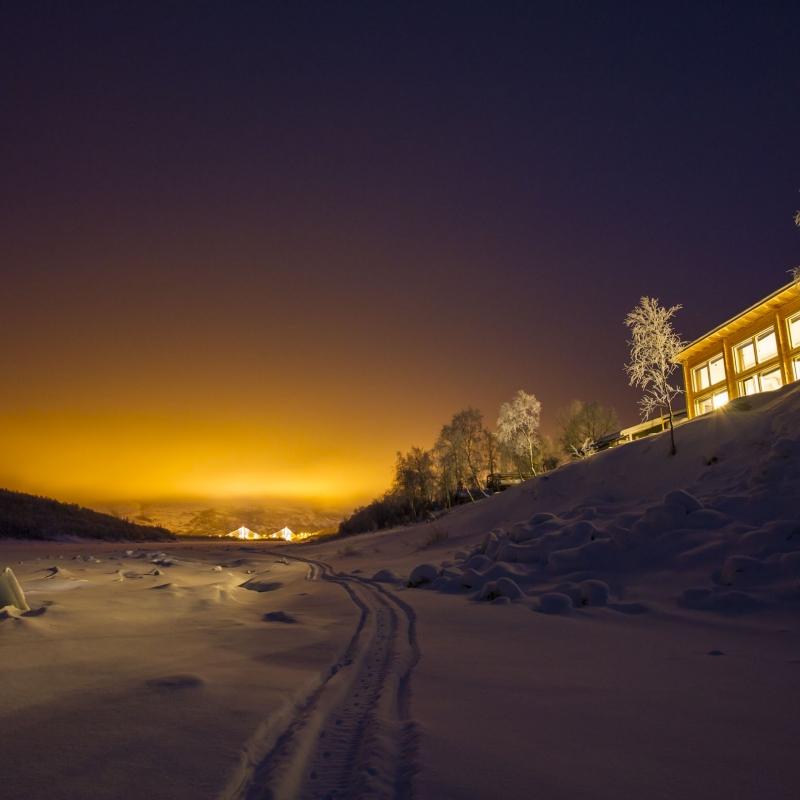 New year in Utsjoki
