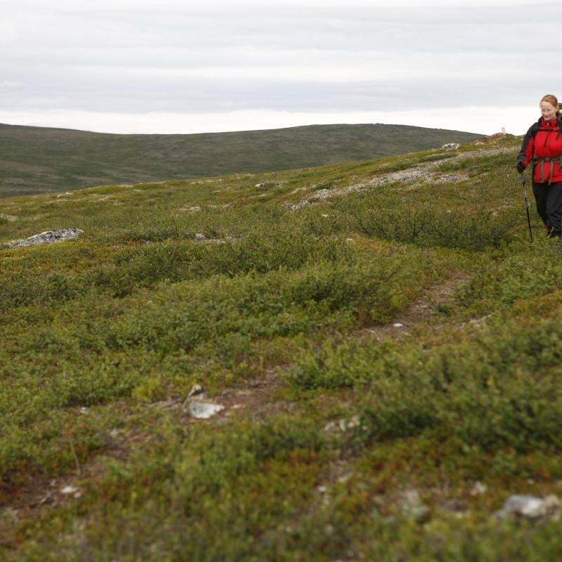Wandern in Utsjoki