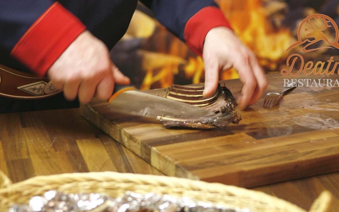 Traditional Sámi food evenings 4-5 Nov 17