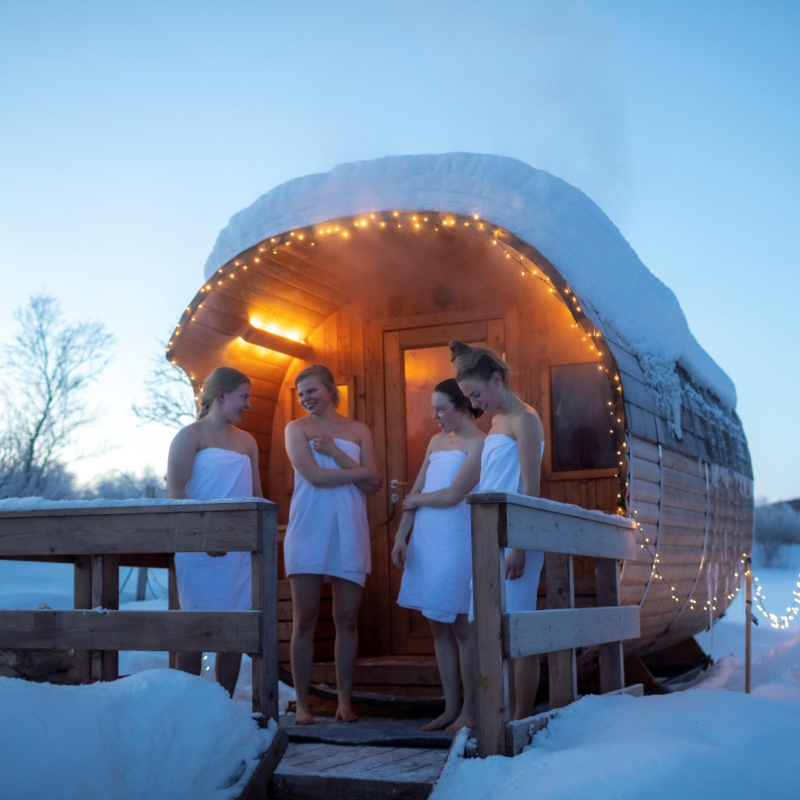 Arctic Sauna