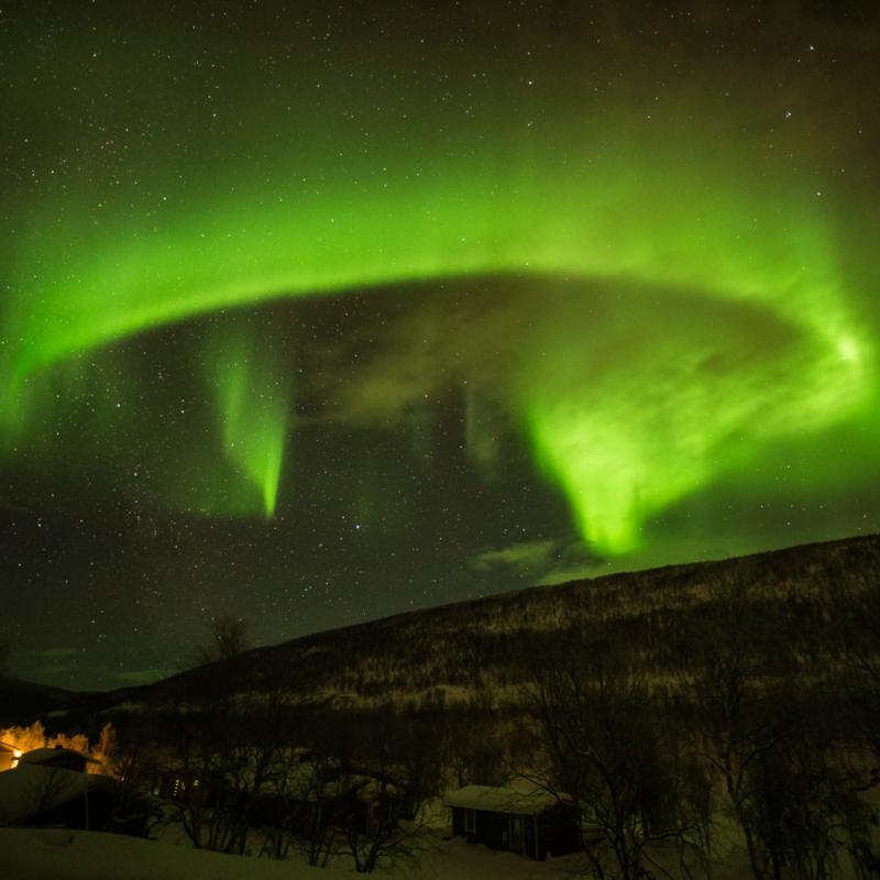 Fjell Aurora