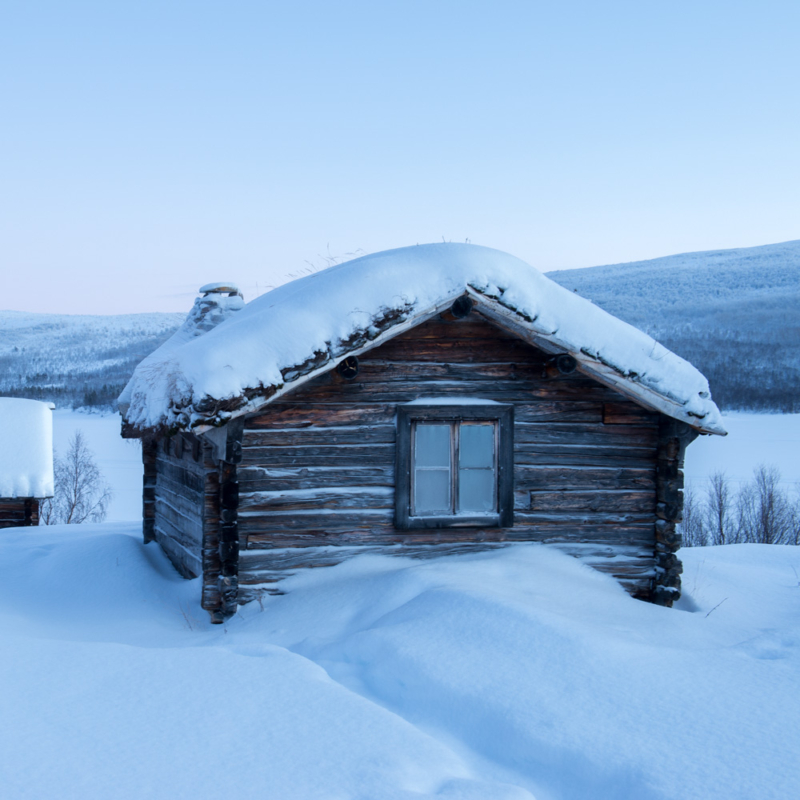 Slow Down Winter Week in Utsjoki