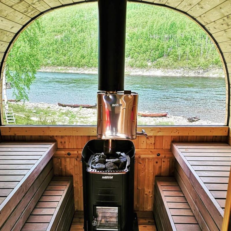 Arktinen sauna